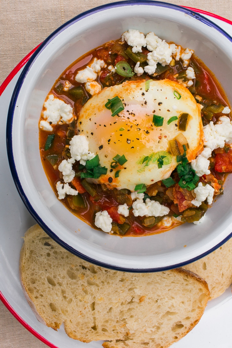 Shakshuka Fresh Off The Grid