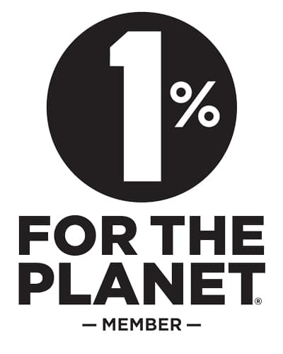 Fresh Off the Grid is a 1% for the Planet Member