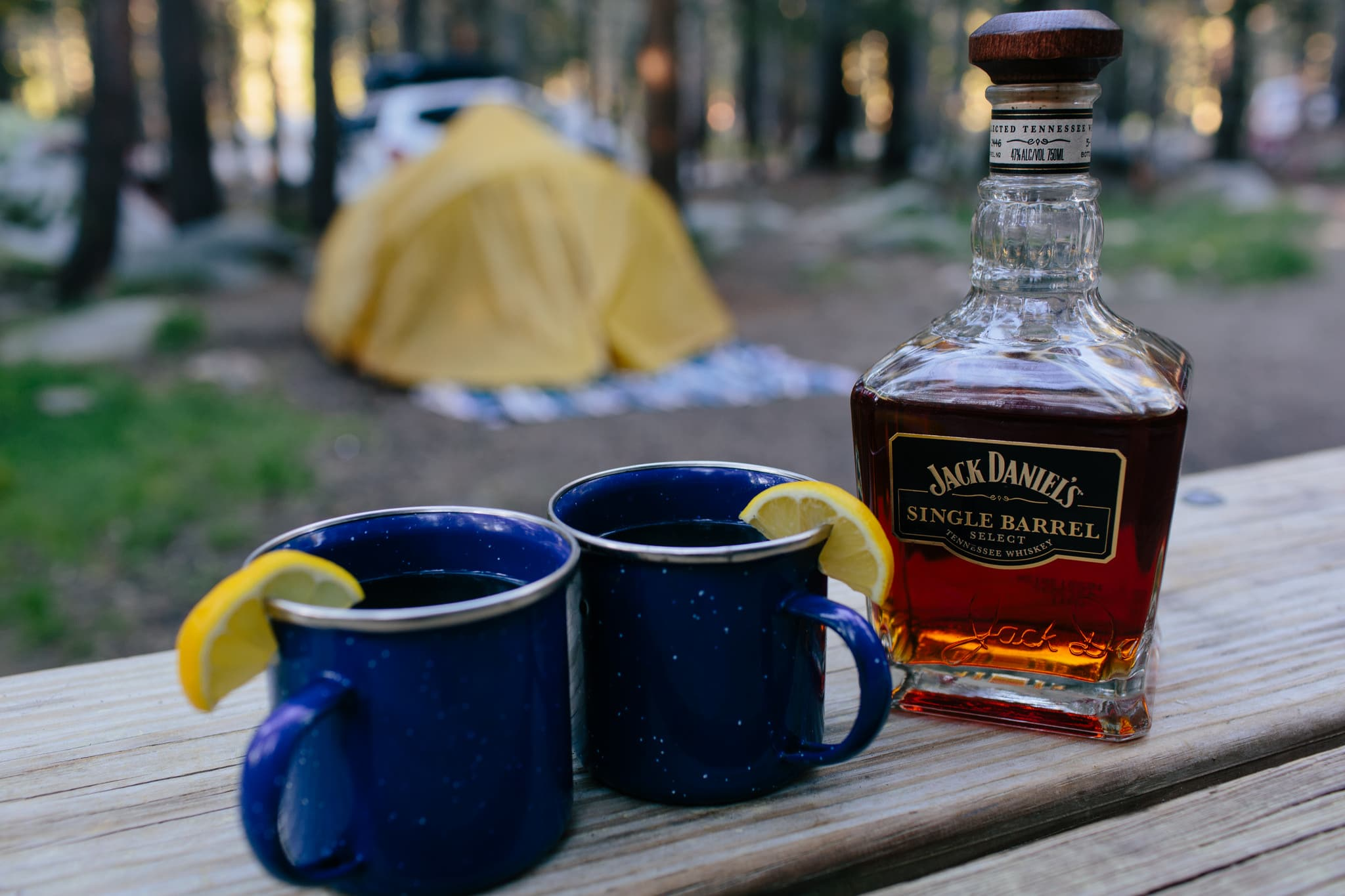 Camping Hot Toddy