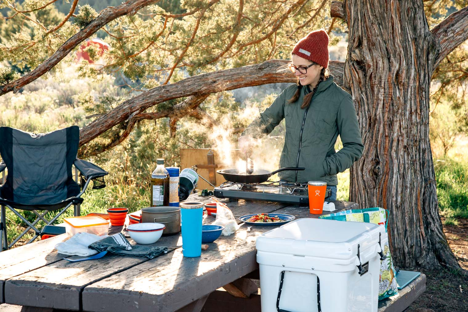 Camping Kitchen Equipment Guide