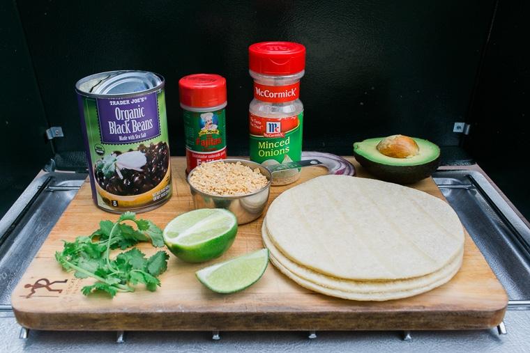 Vegan Tacos // Fresh Off the Grid