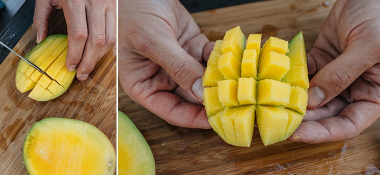 How to Slice Mangos