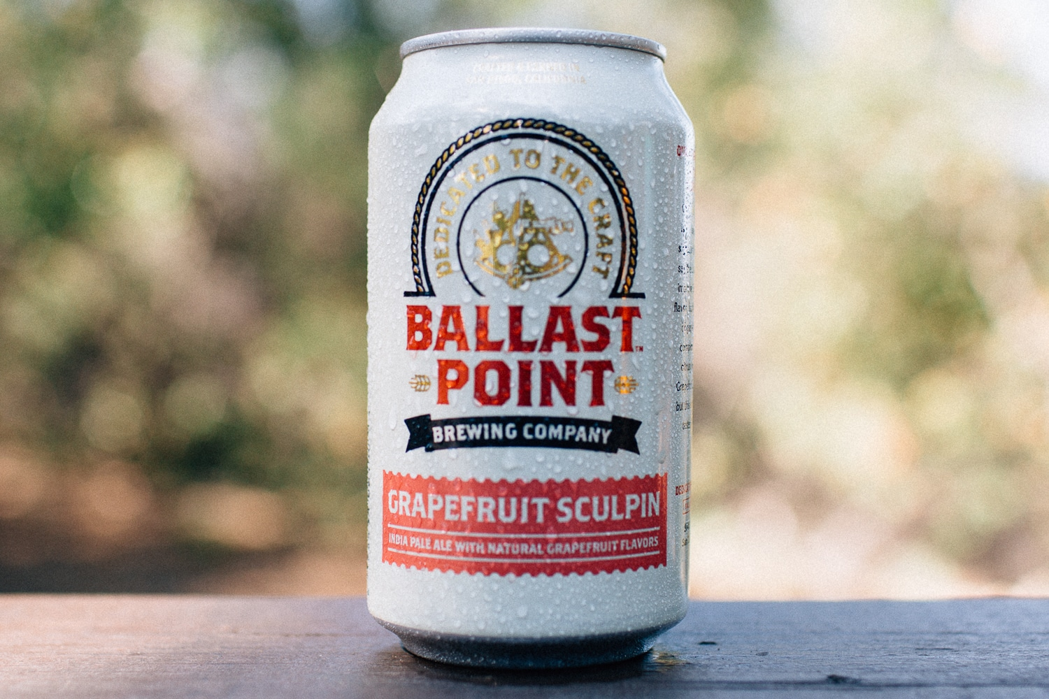 Grapefruit Sculpin IPA by Ballast Point