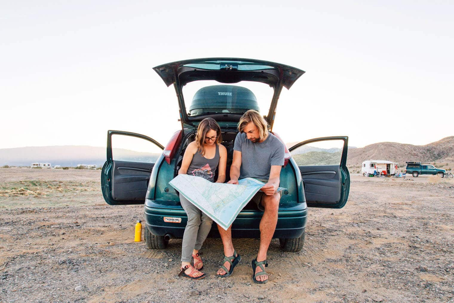 Find Out How You Can Camp For Free Throughout The Us And Canada In This Free