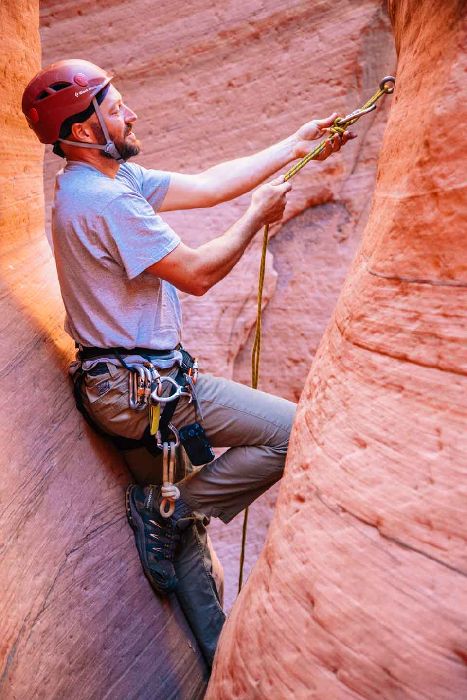 Canyoneering with Zion Adventure Company VR