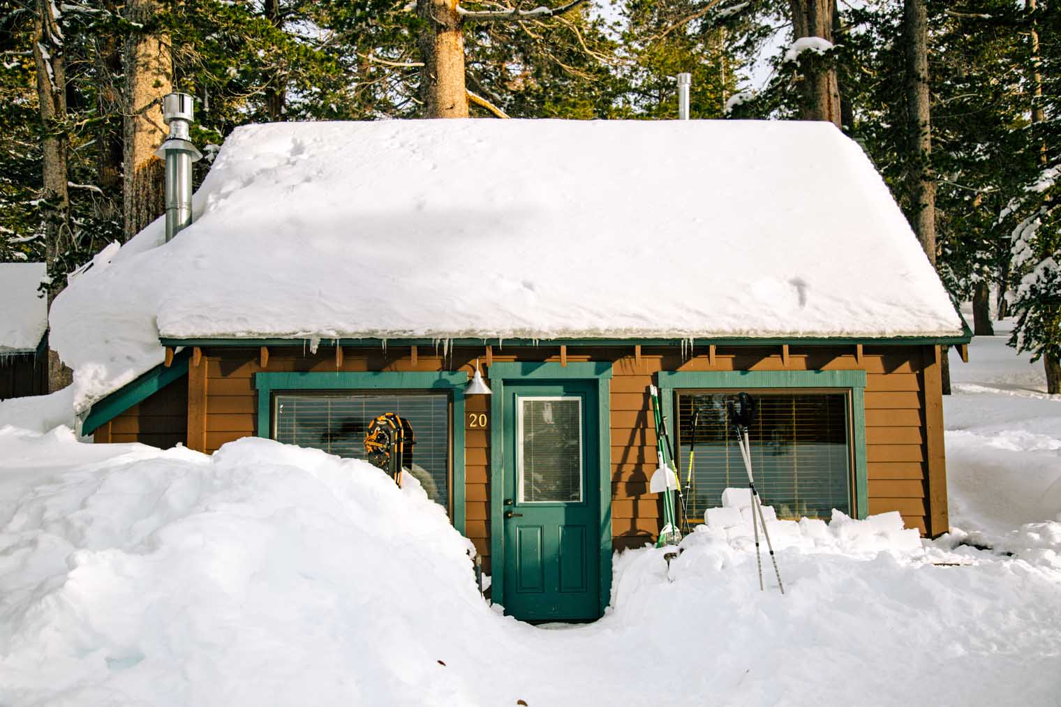 Winter Escape To Mammoth Lakes Fresh Off The Grid