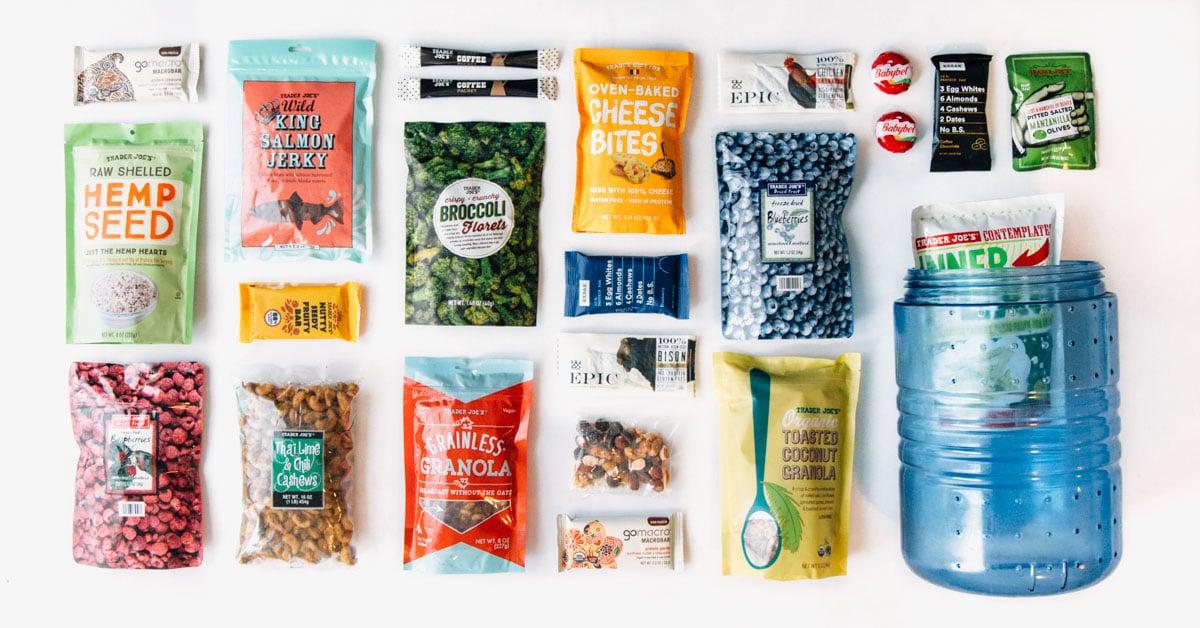Best Lightweight Foods For Backpacking