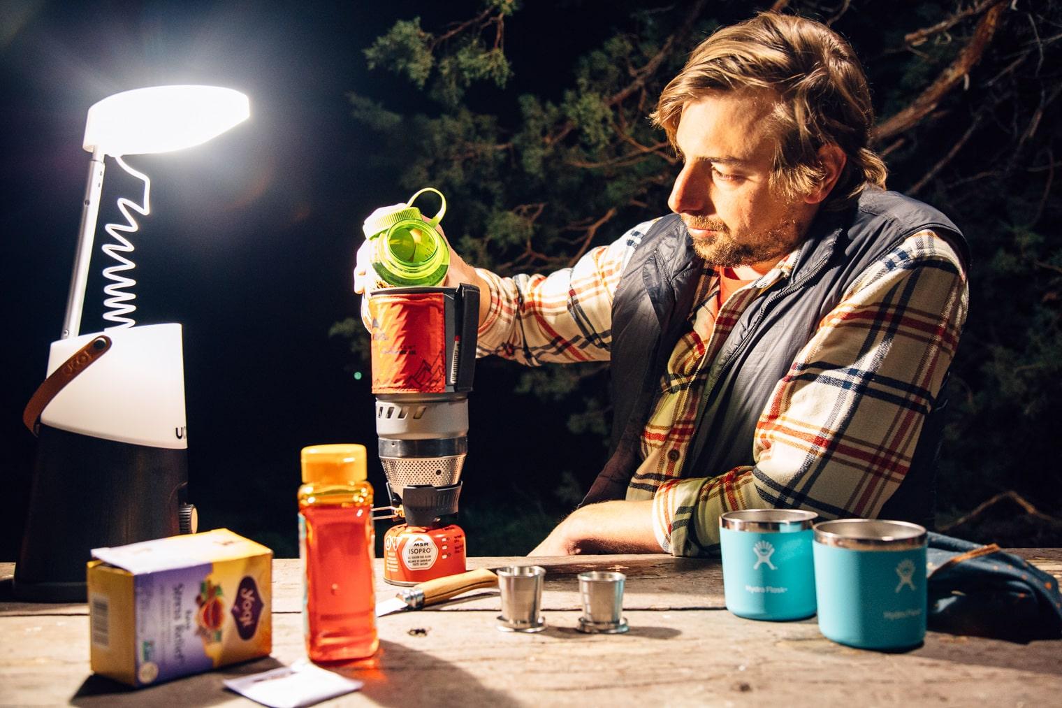 UCO LED Lanterns: Sitka+