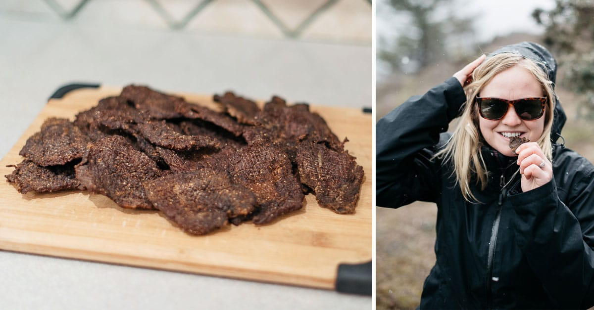 Simple Beef Jerky Recipe Fresh Off The Grid