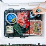 Tips for how to pack a cooler for camping