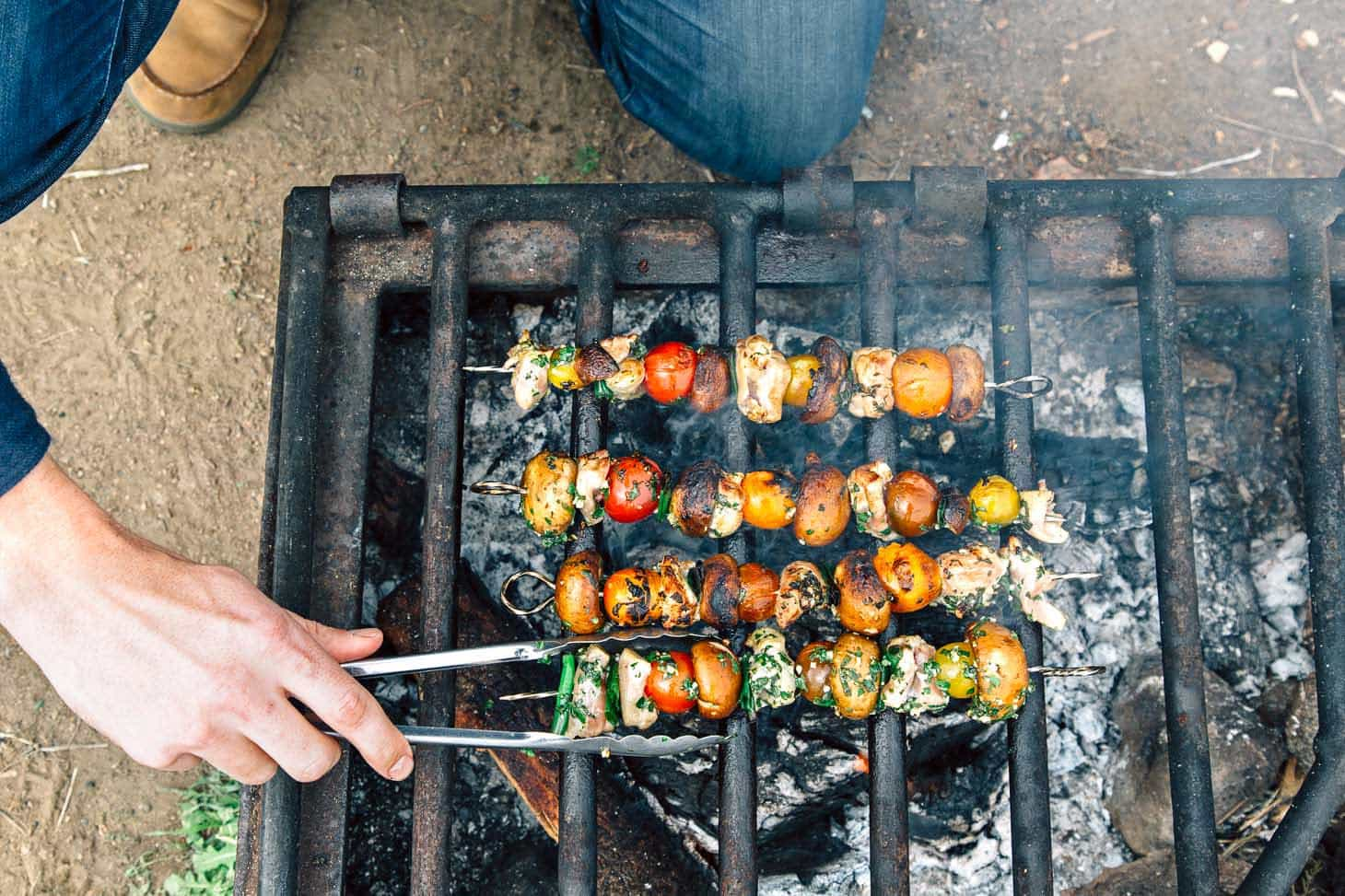 15 Grilled Kabob Recipes To Make Over Your Campfire Fresh Off The Grid