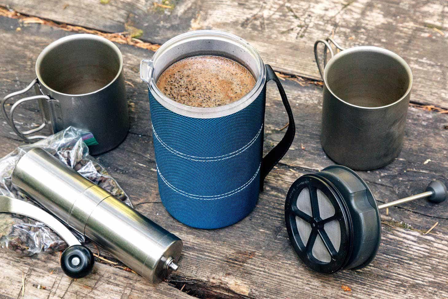 GSI java Press Camp Coffee Maker