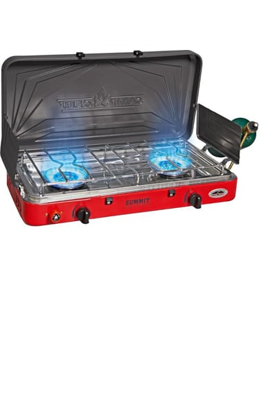Best Two Burner Propane & Best Simmer Control: Camp Chef Summit