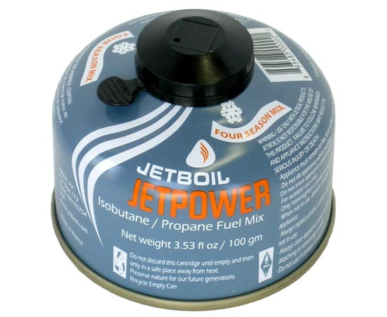 Jetboil fuel canister