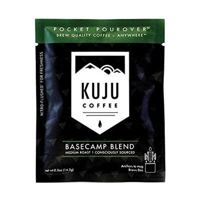 Kuju coffee packaing