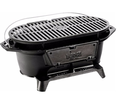 Lodge cast iron grill product image