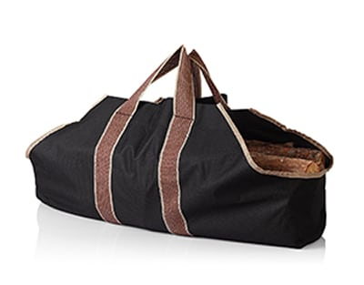 canvas log carrier product image
