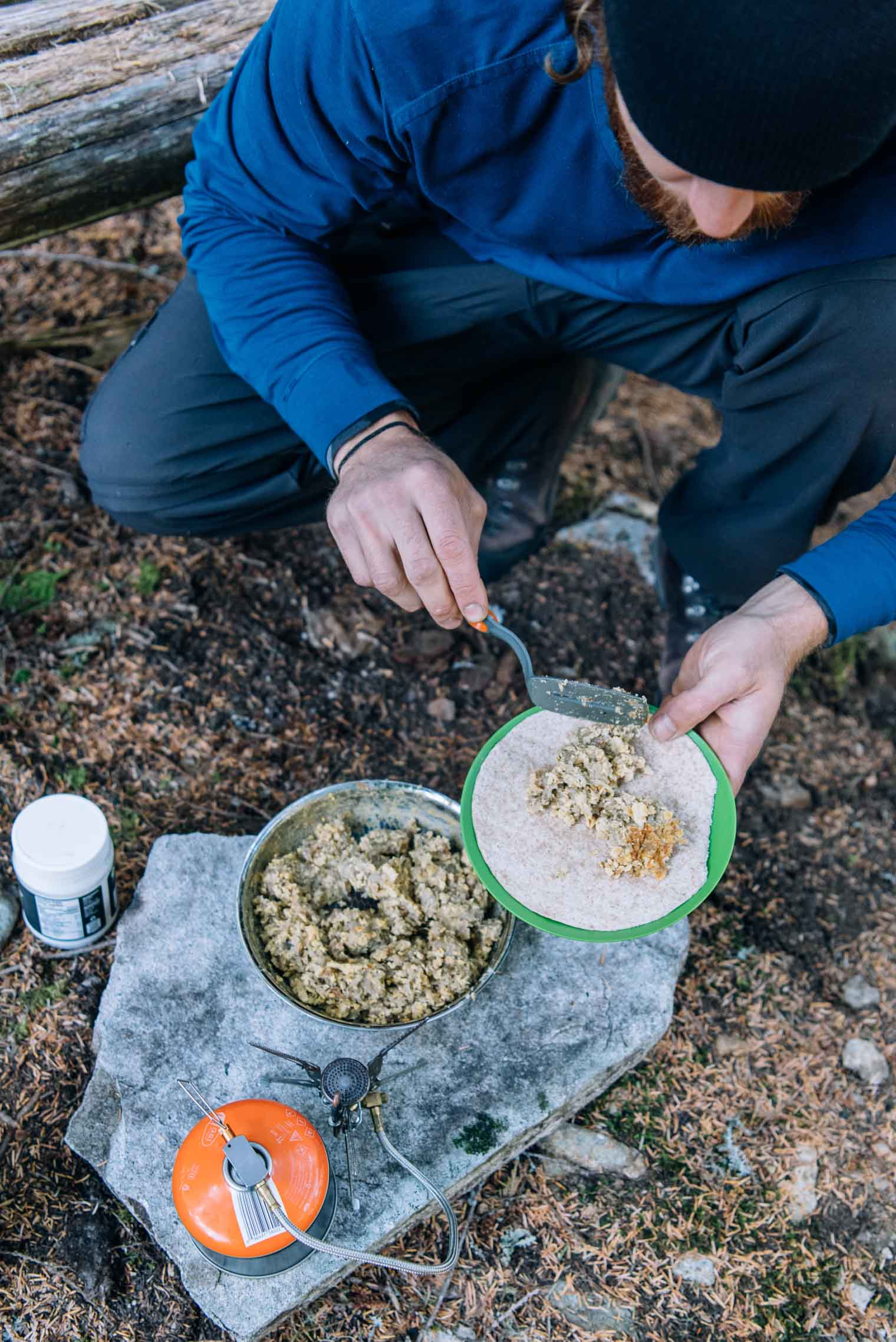 Best stove for motorcycle touring. A guide to the best compact kitchen gear for motorcycle camping and touring.