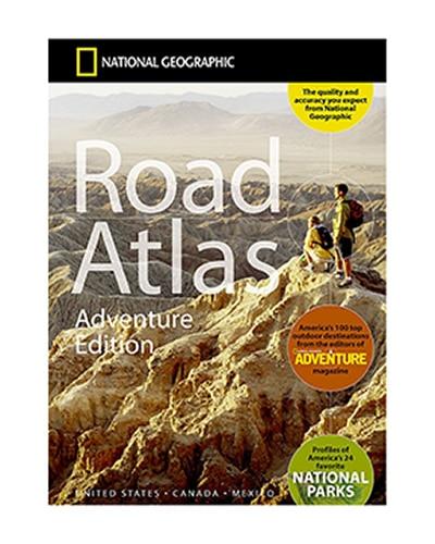 Nat Geo Road Atlas cover