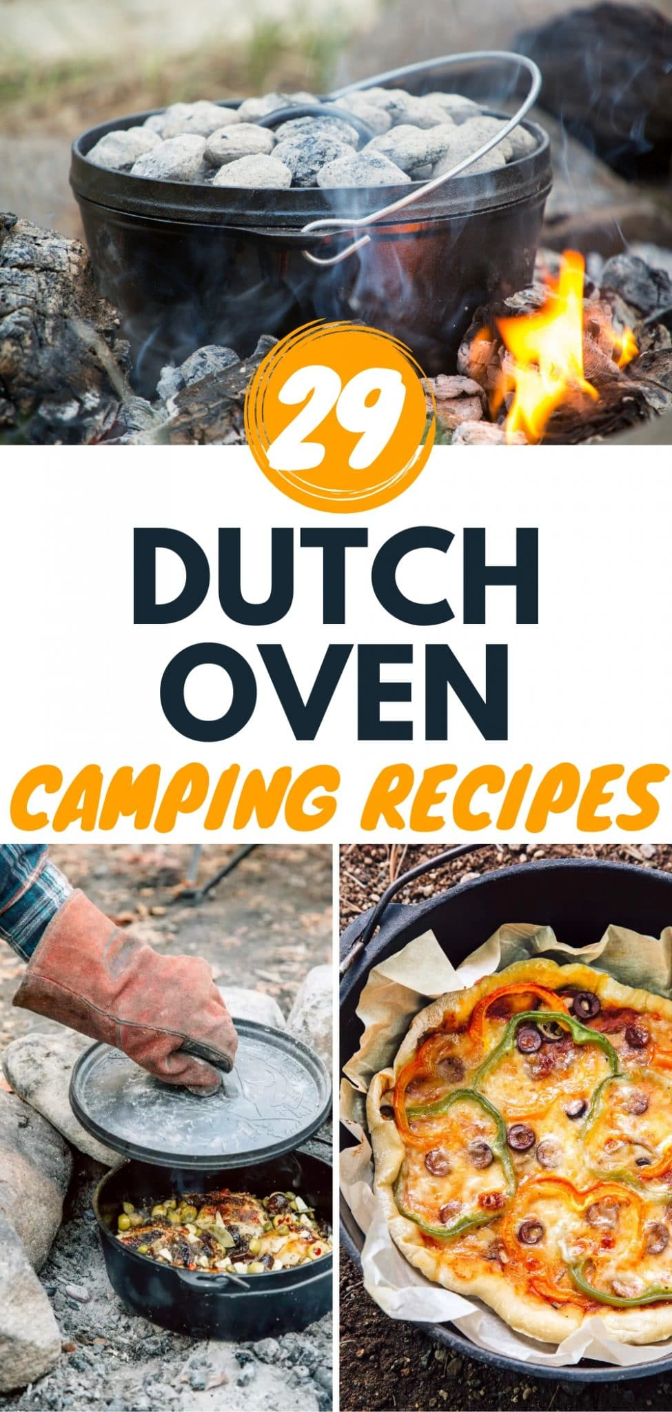 We've gathered the best dutch oven recipes for camping in this post! A Dutch oven is one of the most versatile pieces of camp cooking equipment you can own. Sauté, steam, simmer, fry, and bake – if you can imagine it, you can make it in a Dutch oven.  via @freshoffthegrid
