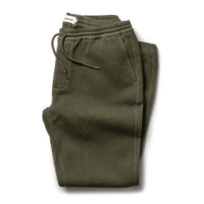 Army green pants