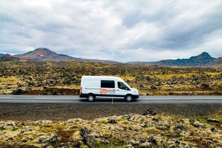 Planning an Iceland Camper Van Road Trip