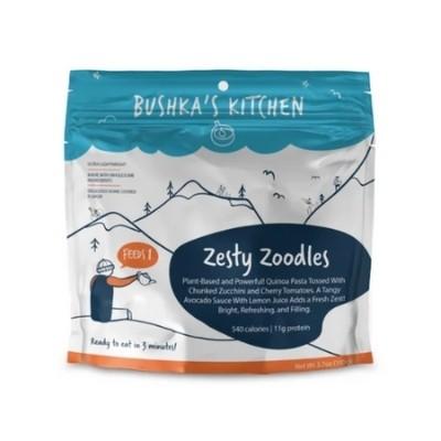 Bushka's Kitchen Zoodles