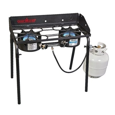 Camp Chef Explorer Double Burner Stove product image