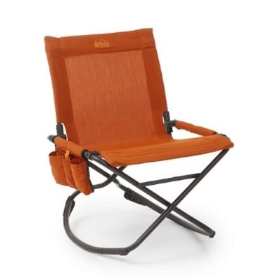 Camp rocking chair