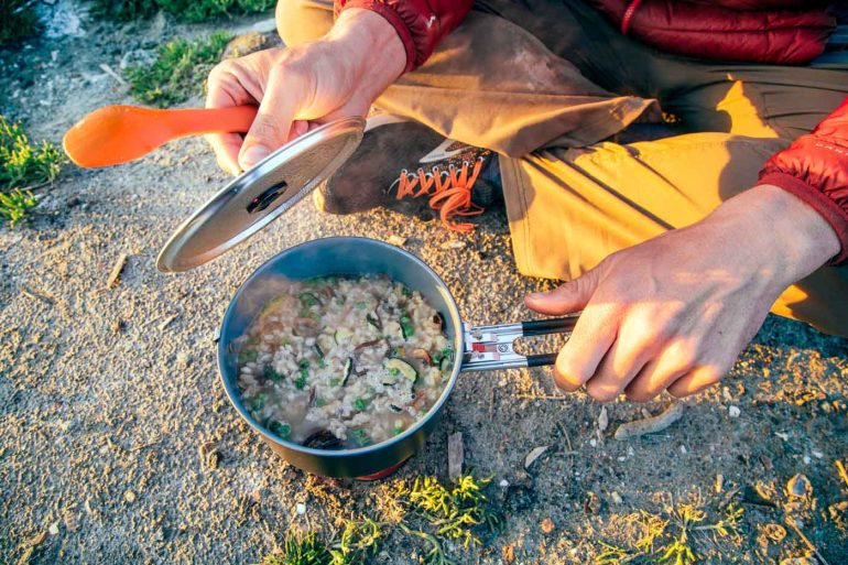 Backpacking Cooking Gear Guide