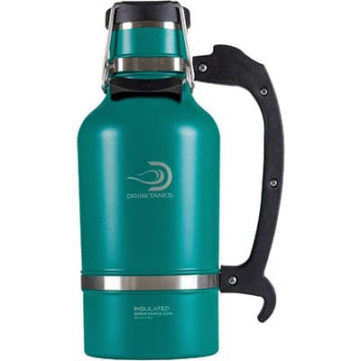 Teal Drinktank Growler