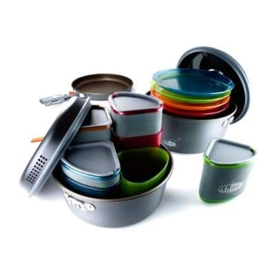 GSI Pinnacle Cook Set product image