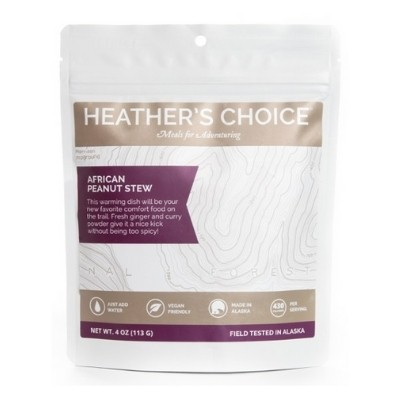Heathers choice peanut stew
