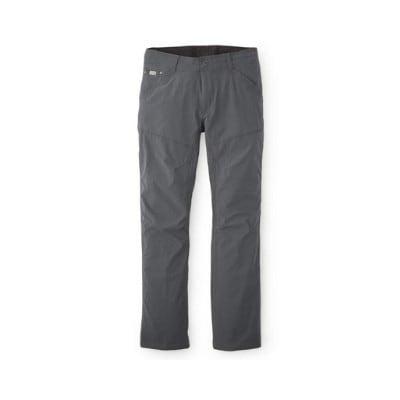 Grey winter hiking pants
