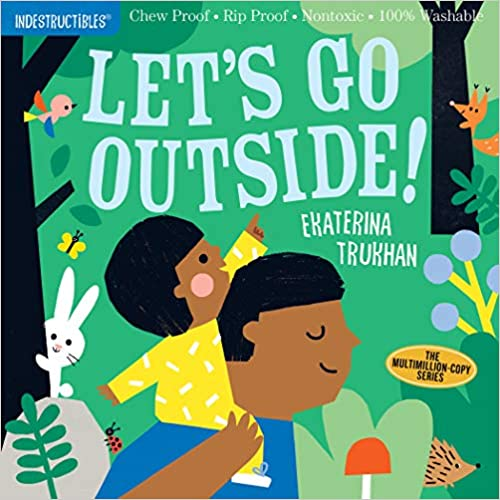 Cover of Let's Go Outside