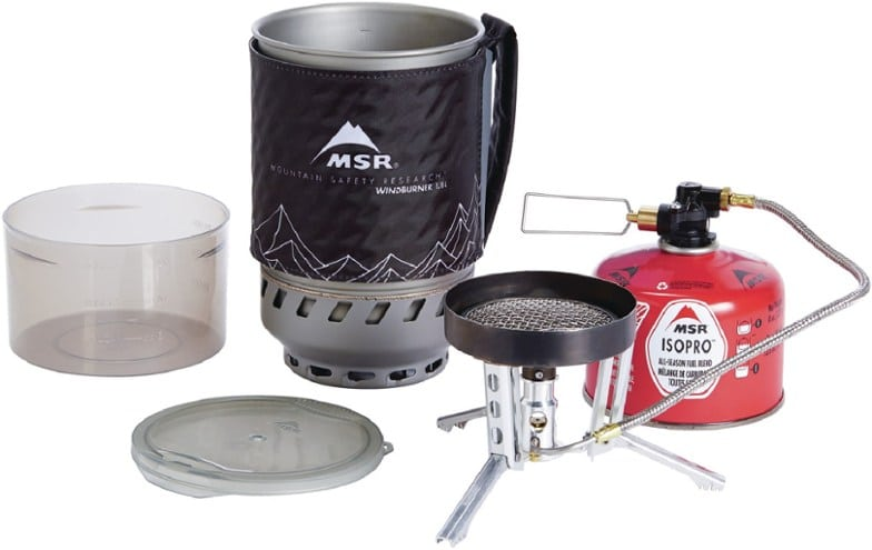Our Backpacking Cooking Gear Kit Fresh Off The Grid