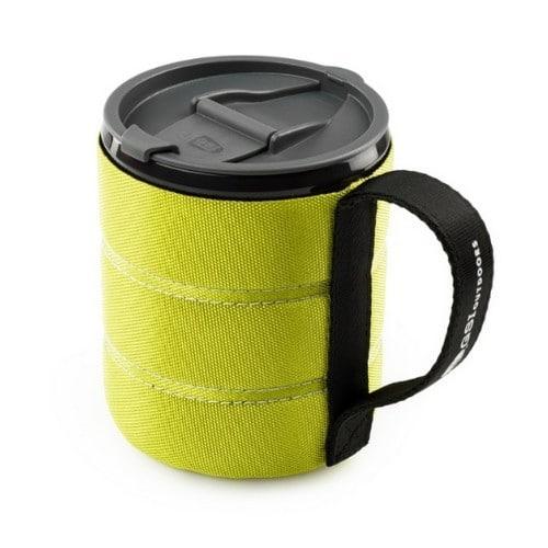 Green GSI mug