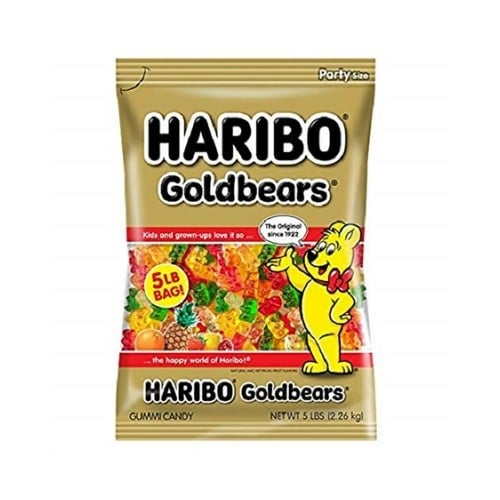 Gummy bears package