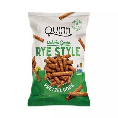 Quinn Rye Pretzel Rods