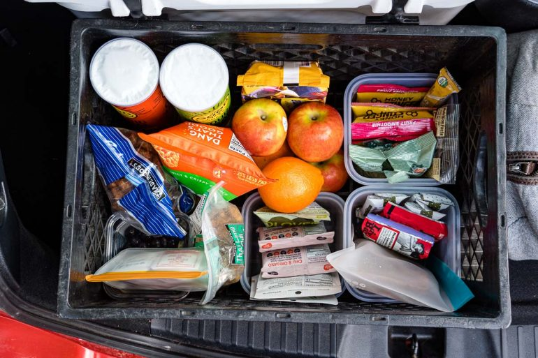 30 Healthy(ish) Road Trip Snacks To Bring on Your Next Adventure