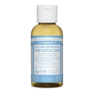 Small Dr. Bronner's Soap
