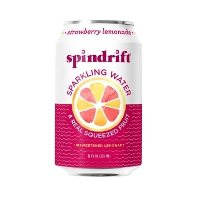 Spindrift can