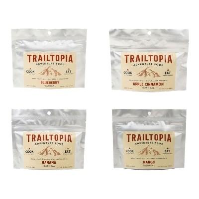 Trailtopia Breakfasts