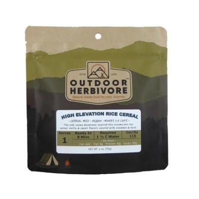 Outdoor Herbivore meal