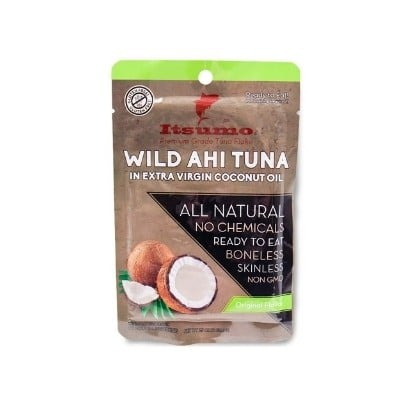 Wild Ahi Tuna Packet