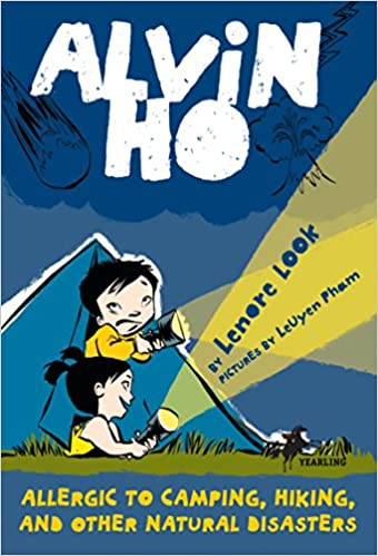 Cover of Alvin Ho