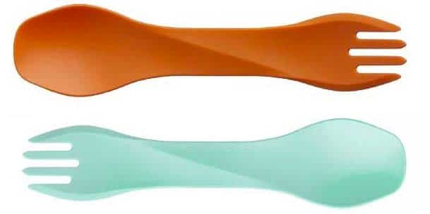 Two sporks product image