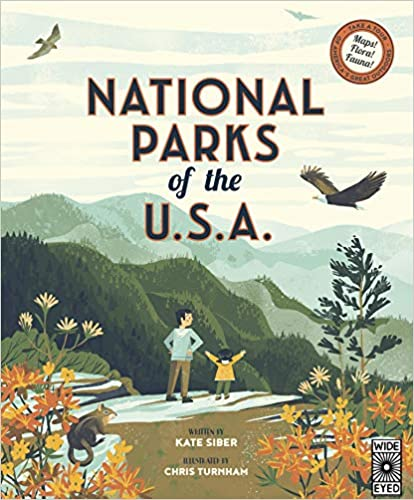 Cover of National Parks of the USA