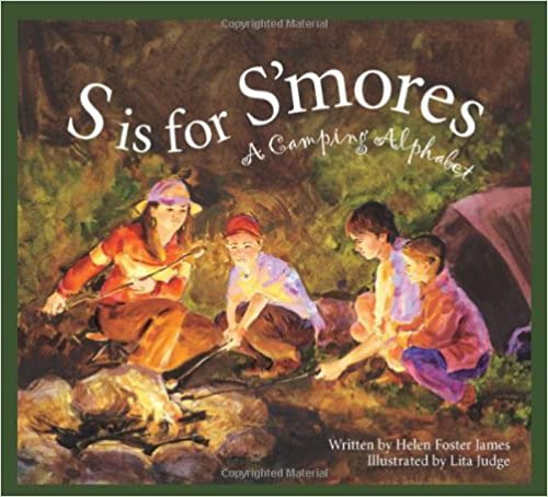 Cover of S is for S'mores