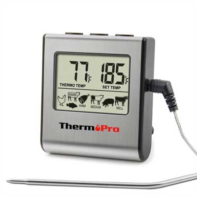 Instant probe thermometer product image